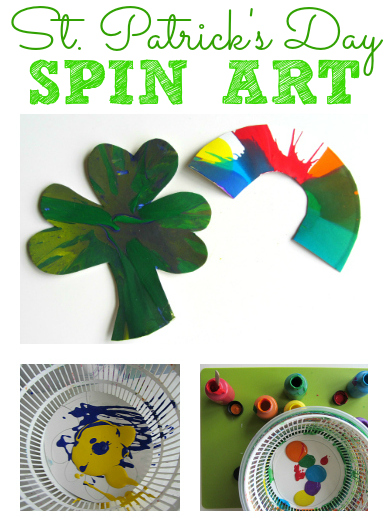 Spin Art and Much more…notimeforflashcards shows step by step ...