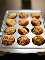 March Muffin Madness: Vegan Zucchini Muffins